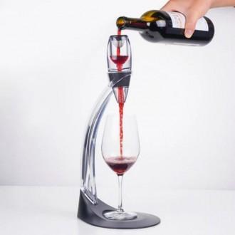 Aerador De Vinho com Torre em Acrilico - Mimo Style