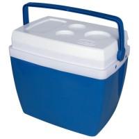Caixa Térmica Mor Azul 34 Litros