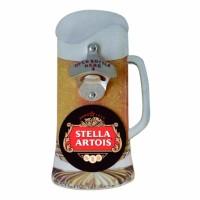 Abridor de Garrafa Caneco de Chopp Stella Artois LZ-68