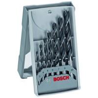 Brocas Madeira X-Line Bosch 7pcs-2607019580